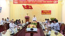 Bình Thuận ấn định số đơn vị bầu cử Hội đồng nhân dân tỉnh