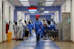 Sáu bệnh nhân COVID-19 bị tử vong tại Jordan vì thiếu thiết bị dưỡng khí