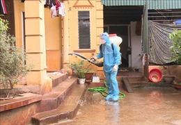 Hưng Yên: Phong tỏa nơi ở của bệnh nhân tái dương tính vớiSARS-CoV-2