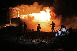 Các cở sở dầu mỏ ở miền Bắc Syria bị tấn công bằng rocket