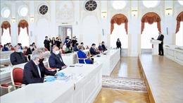 Hội thảo kỷ niệm 90 năm thành lập Đoàn và giới thiệu sách về 70 năm quan hệ Việt–Nga tại Saint Petersburg