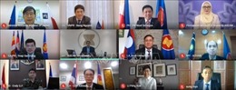 Việt Nam đồng chủ trì cuộc họp Ủy ban Hợp tác chung ASEAN-Nhật Bản