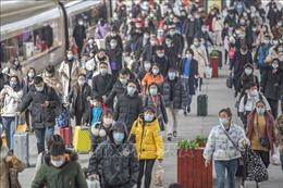 Trung Quốc phát hiện biến thể mới của virus SARS-CoV-2 ở các ca nhập cảnh