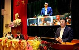 Đồng chí Nguyễn Xuân Thắng được giới thiệu ứng cử đại biểu Quốc hội khóa XV