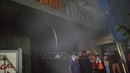 Hỏa hoạn tại một bệnh viện ở Ấn Độ khiến ít nhất 4 người thiệt mạng
