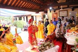 Trang trọng Lễ Giỗ Tổ Hùng Vương tại các địa phương