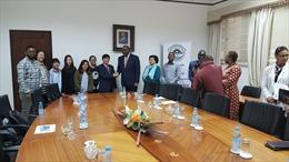 Tăng cường hợp tác giáo dục giữa Việt Nam - Mozambique