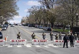 Mỹ: Tấn công bằng xe và dao nhằm vào lực lượng cảnh sát Đồi Capitol