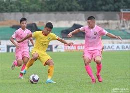V.League 2021: Sông Lam Nghệ An thất thủ trên sân nhà
