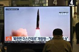Hàn Quốc, Mỹ theo dõi sát các động thái quân sự của Triều Tiên
