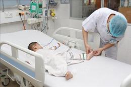 TP Hồ Chí Minh: Gia tăng bệnh nhi mắc tay chân miệng, nhiều ca bệnh nặng