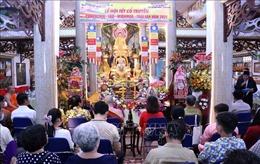 Lễ hội Tết cổ truyền Campuchia - Lào - Myanmar -Thái Lan tại TP Hồ Chí Minh