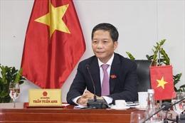 Việt Nam-Hoa Kỳ hướng tới phát triển thương mại bền vững