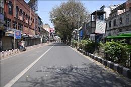Ca mắc COVID-19 tăng mạnh, New Delhi (Ấn Độ) gia hạn phong tỏa thêm một tuần
