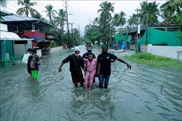 Chật vật đối phó COVID-19, Ấn Độ lại lo sơ tán hàng chục nghìn người để tránh bão