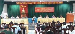 Phó Chủ tịch nước Võ Thị Ánh Xuân tiếp xúc cử tri tại An Giang