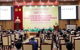 Bắc Ninh: Chủ động phòng, chống dịch, xử lý tình huống phát sinh liên quan bầu cử
