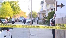 Đấu súng tại Mỹ khiến ít nhất 9 người bị thương