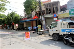 Hà Nam: Thiết lập cách ly y tế tại hai khu vực thuộc huyện Kim Bảng