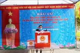 Hải Dương: Công bố kết quả bầu cử Hội đồng nhân dân tỉnh khóa XVII