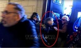 Mỹ: Bắt giữ một thiếu tá thủy quân lục chiến liên quan vụ bạo loạn ở Đồi Capitol