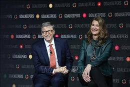 Vợ chồng tỉ phú Bill Gates ly hôn