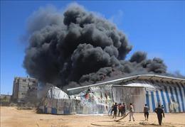 Liên hợp quốc hoan nghênh thỏa thuận ngừng bắn giữa Israel, Hamas