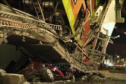 Báo cáo sơ bộ về nguyên nhân sập đường sắt trên cao ở Mexico