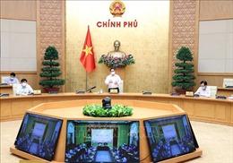 Thủ tướng Phạm Minh Chính: Phải đẩy lùi dịch COVID-19 tại hai tỉnh Bắc Giang, Bắc Ninh