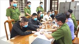 Triệt xóa nhóm đối tượng cho vay lãi nặng tại Quảng Bình