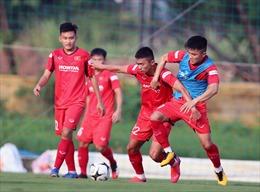Chốt danh sách 34 cầu thủ được gọi tập trung cho Đội tuyển U22 Việt Nam