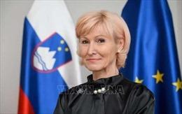 Bộ trưởng Tư pháp Slovenia từ chức