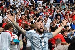 EURO 2020: Lo ngại bùng dịch COVID-19 sau trận đấu ở sân Wembley