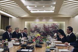 Mỹ-Trung xem xét khả năng họp cấp ngoại trưởng bên lề hội nghị G20
