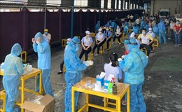 TP Hồ Chí Minh phòng, chống lây nhiễm dịch tại các cơ sở sản xuất, khu công nghiệp