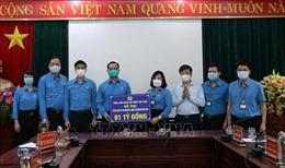 Bắc Ninh: Chú trọng chăm lo nhu cầu thiết yếu cho công nhân