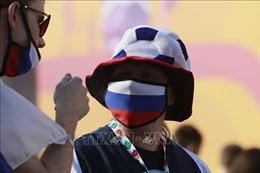 EURO 2020: Siết chặt biện pháp chống dịch tại Saint Petersburg, Nga