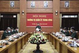 Hội nghị Thường vụ Quân ủy Trung ương
