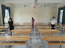 Vĩnh Phúc tổ chức thi tuyển sinh vào lớp 10 thành 2 đợt