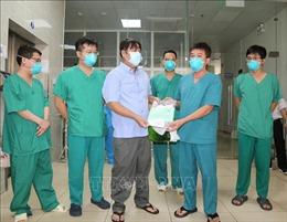 TP Hồ Chí Minh: Chiến sỹ công an mắc COVID-19 nặng đã được xuất viện