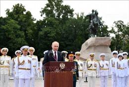 LB Nga long trọng kỷ niệm Ngày Hải quân