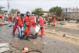 Đánh bom liều chết ở Somalia khiến ít nhất 8 người thiệt mạng