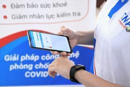 Đề xuất ứng dụng công nghệ để quản lý, hỗ trợ người mắc COVID-19 tại nhà