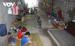 Hỗ trợ công nhân xây dựng 'mắc kẹt' ở Hà Nội do giãn cách