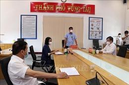 'Cự cãi' giữa 2 Tổ công tác phòng dịch COVID-19 ở Vũng Tàu
