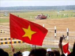 Army Games 2021: Kíp xe số 2 Đội tuyển Xe tăng Việt Nam bắn hạ 4/5 mục tiêu