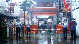 Hải Hậu (Nam Định) kết thúc giãn cách xã hội, học sinh đến trường từ ngày 16/9