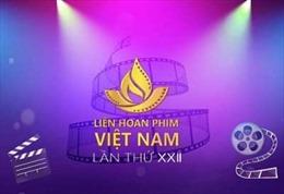 Liên hoan Phim Việt Nam lần thứ XXII cơ bản tổ chức theo hình thức trực tuyến