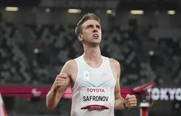 Ngày 4/9, Đoàn Ủy ban Paralympic Nga lấy lại vị trí thứ ba từ đoàn thể thao Mỹ