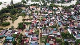 Tập trung khắc phục hậu quả mưa lũ tại Nghệ An